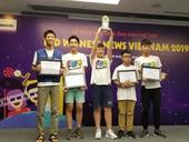 Filmmaking contest names winners