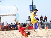Việt Nam beat China in the AFF Beach Football Champs