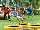 Families can go 'green' at weekend festival
