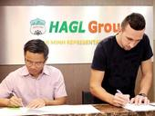 Hoàng Anh Gia Lai ink two-year deal with Serbian defender Memovic