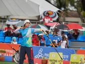 Archer sets her sights on Olympics after SEA Games success