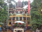 Mother Goddess temple in border town attracts tourists from China