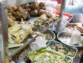 Bánh ướt lòng gà - a must-try in Đà Lạt city