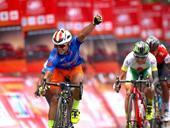 Minh wins third stage of HCM City Cycling Cup