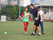 Akira to help Việt Nam's young footballers