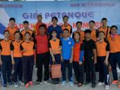 Hà Nội win national petanque champs