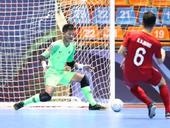 Việt Nam lose at Asian U20 Futsal Championship