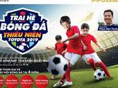 Toyota junior football camp 2019 kicks off