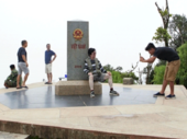 Visiting the westernmost spot inViệt Nam