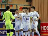 National futsal tournament's second stage begins in HCM City