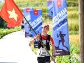 Hùng wins Việt Nam's biggest mountain race