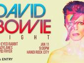 David Bowie Night at HRC