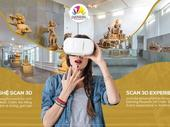 Chăm Museum introduces 3D experience