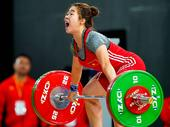 Weightlifter Duyên dreams of competing at Tokyo Olympics