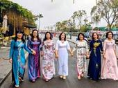 Women encouraged to wear áo dài for week-long cultural event