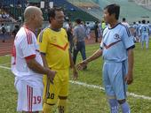 Retired defender Thăng played without fear