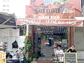 Give a book, receive a free coffee at Old SaigonCafe