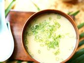 Japanese style miso soup