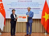 Singapore sees Việt Nam valuable friend during Covid-19