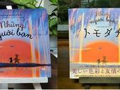 Comics illustrated by Vietnamese painter published in Japan