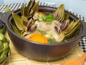 Artichoke stew a popular dish in coolĐà Lạt