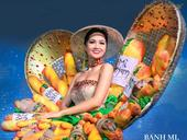 Vietnamese national costume selected as one of the most compelling stories