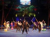 Circus performance, folk games promise excitement