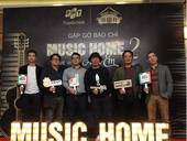 Livestream music series Music Home offers 'real theatre experience'