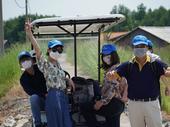 HCM City starts river tour to Cần Giờ