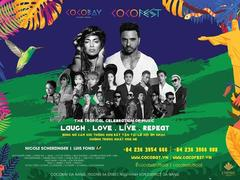 The CoCofest 2018 – international music festival