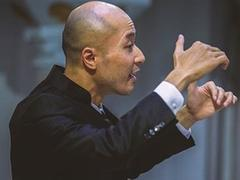 Conductor promotes bamboo instrument in fusion of old and new