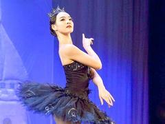 Ballerina Thu Huệ with a dream to conquer the peaks