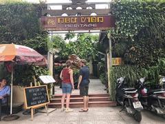 Ngự Viên Heritage offers thevegetarian side of menu