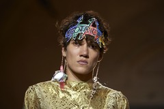 London Fashion Week shake up tradition with mixed catwalks