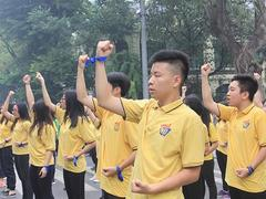 Thousands join dance for kindness in Ha Noi