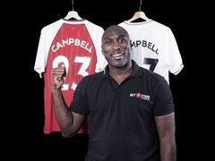 Arsenal ambassador Sol Campbell to visit HCMC