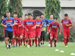 Park takes charge, VN look to beat Afghanistan
