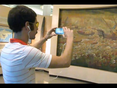 Students develop guide app for museums