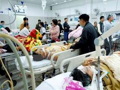 Food poisoning hits after Tết celebrations