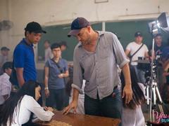 Director Gauger dies of stroke