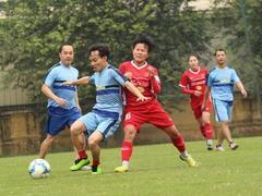 Việt Nam female team beat Hoàng Văn Thụ