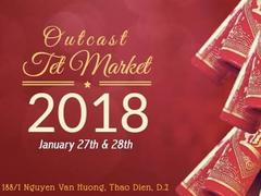Saigon Outcast to host Tết market