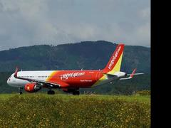 Vietjet Air fined for inappropriate show on flight carrying U23 team