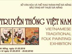 Folk art on show in Đà Nẵng