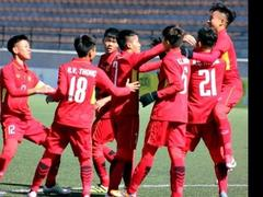 U16s to play friendly in Japan in March