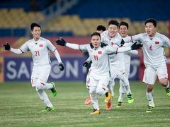 VN U23 team receive prize of $1 million