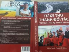 Vietnamese and US author co-operate on Agent Orange book