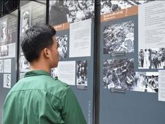 Exhibition celebrates capital city's liberation