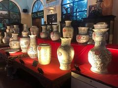 Monk's ceramic vase collection recognised as Vietnamese Records