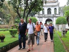 Việt Nam receives 11.6m foreign tourists in first nine months